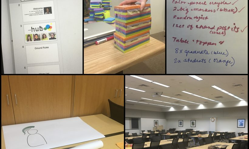 After the Post It Notes are Gone – Thoughts on Design Thinking in Academia