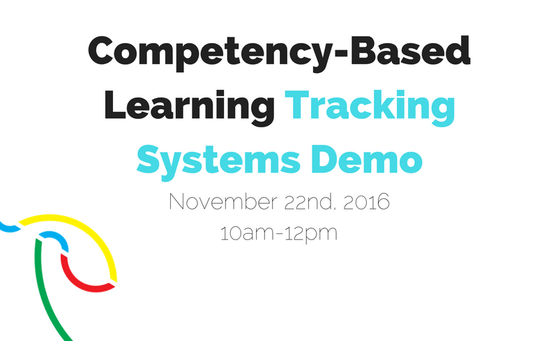 Competency-Based Learning Tracking Systems Demo