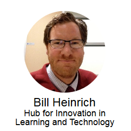 Bill Heinrich, Hub for Innovation in Learning and Technology