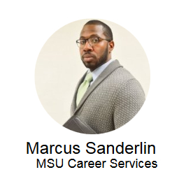 Marcus Sanderlin, MSU Career Services