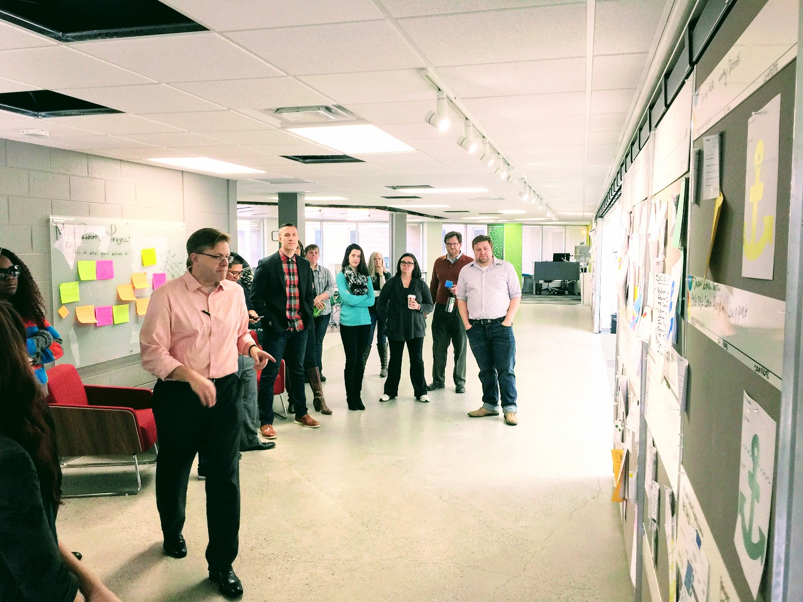 Scrum Stand Up Meeting