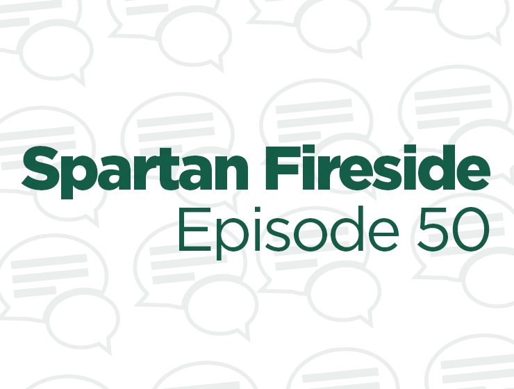 Spartan Fireside episode 50
