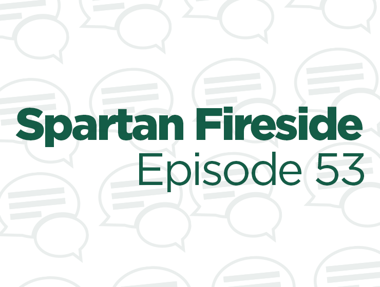 Spartan Fireside episode 53