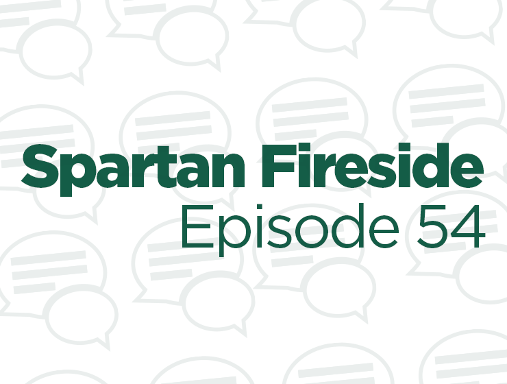 Spartan Fireside episode 54