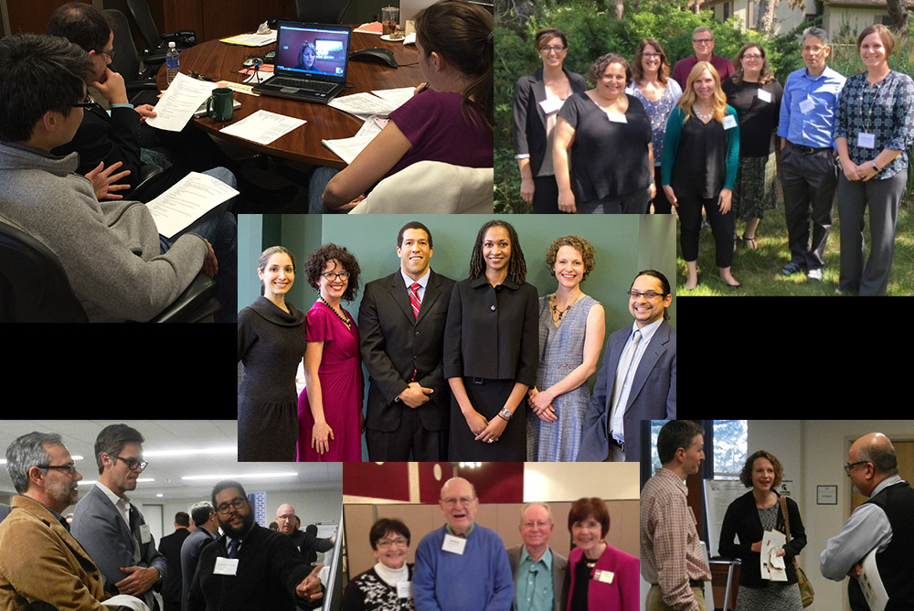 Lilly Fellows Collage